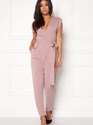 Make Way Elle Jumpsuit Dusty pink