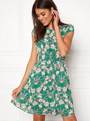 New Look Print Chiffon Dress