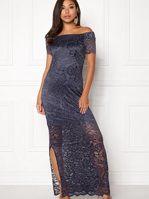 Vila Zally Off Shoulder Maxi Dress