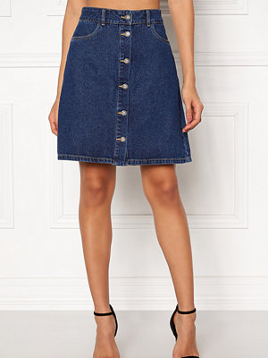 Only Farrah Reg Denim Skirt