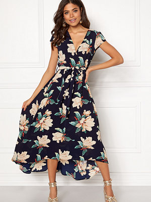 Ax Paris Floral Waterfall Dress