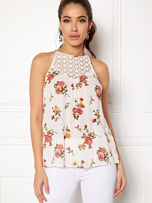 Happy Holly Emelie woven top