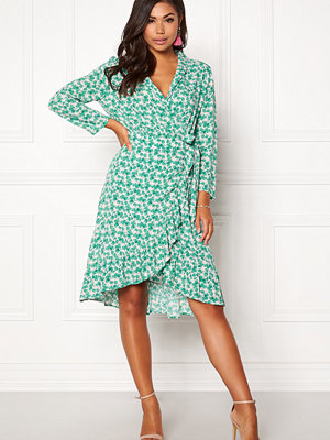 Object Holly Bay S/S Wrap Dress