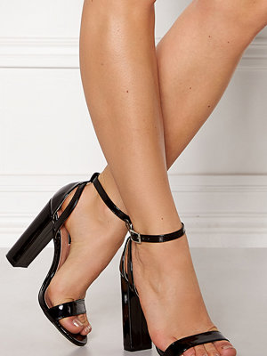 Pumps & klackskor - Lost Ink Blaise Block Heel Sandal