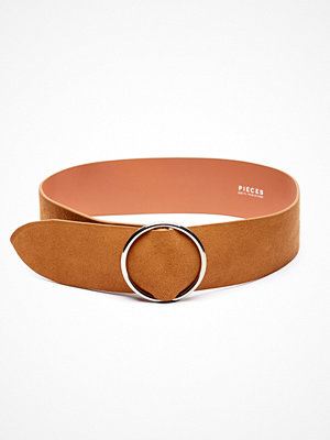 Pieces Docia Suede Waist Belt