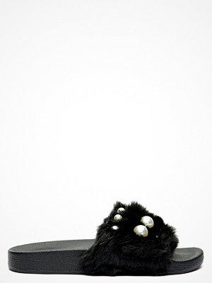 Tofflor - Francesco Milano Ciabattina Pelo Shoes