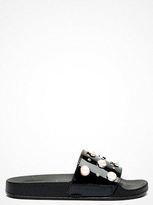 Tofflor - Francesco Milano Ciabattina Vernice Shoes