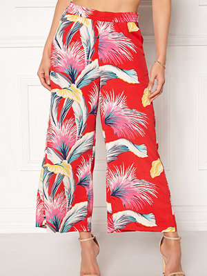 co'couture mönstrade byxor Tropical Pants