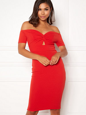 New Look Go Twist Bardot Dress