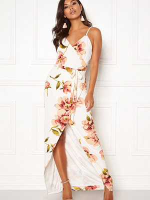Girl In Mind Mia Floral Wrap Maxi Dress