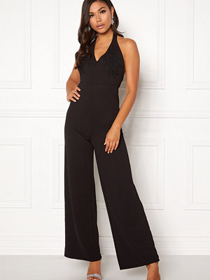 Jumpsuits & playsuits - Only Salis Halterneck Jumpsuit