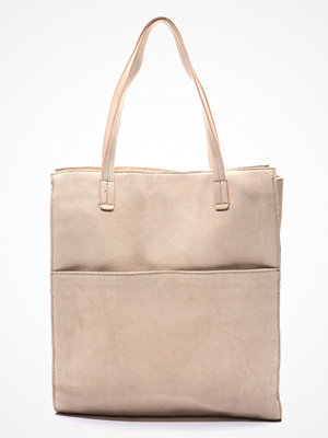 Pieces Gwen Suede Shopper