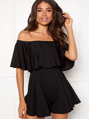 Goddiva Resort Millie Bardot Playsuit