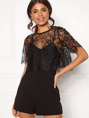 New Look Go Georgia Lace Playsuit