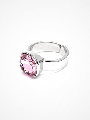 BY JOLIMA Glam Crystal Ring