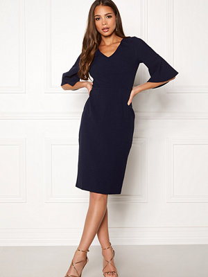 Closet London Bell Sleeve Pencil Dress