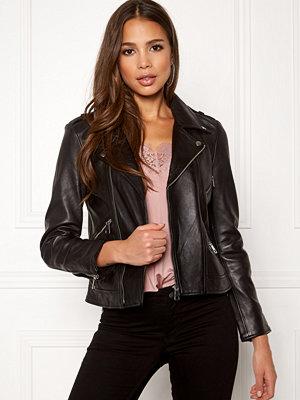 Only Rocky L/S Leather Jacket