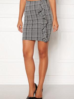 Bubbleroom Mirella frill skirt