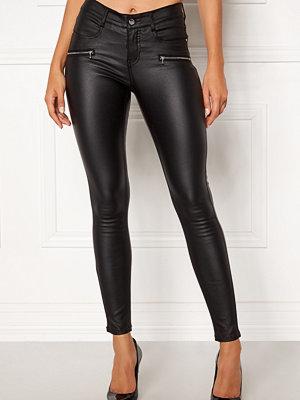 77thFLEA Moa coated jeans