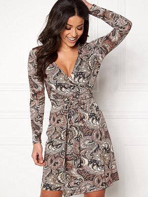 Happy Holly Millie wrap dress