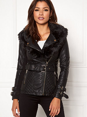 Chiara Forthi Roma Fake Leather Jacket