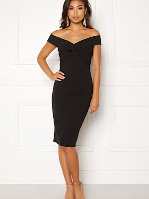Girl In Mind Esme Twist Midi Dress