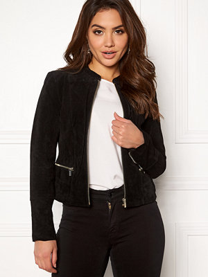 Vila Miss Suede Jacket