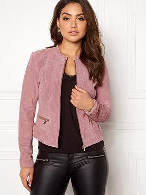 Vila Miss Suede Jacket
