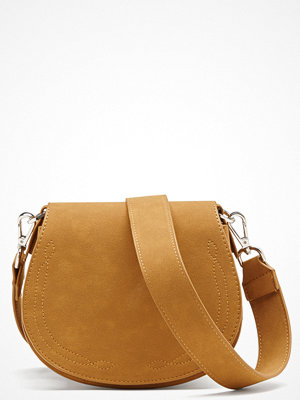 Object Louis Faux Suede Bag