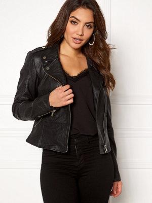 Vila Becky Leather Jacket