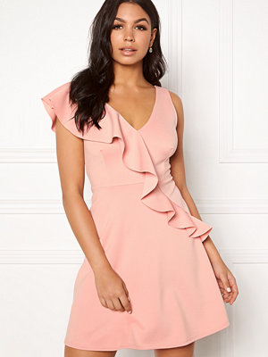 New Look Go Plunge Frill Dress