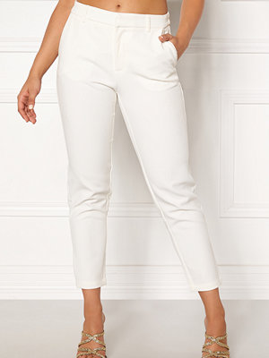 Object vita byxor Cecilie Lux 7/8 Pants