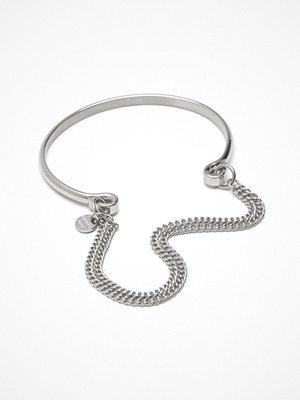 Dyrberg/Kern armband Pano Shiny Silver