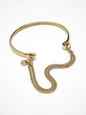 Dyrberg/Kern armband Pano Shiny Gold
