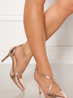 Sargossa Glitzy Leather Heels