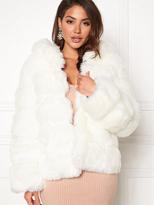 AMO Couture Roma Faux Fur Short Coat