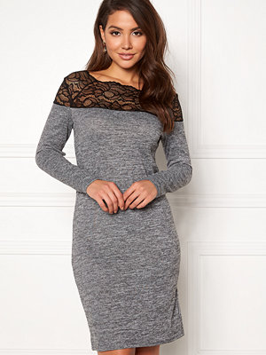 Only Elcos Mia L/S Lace Dress