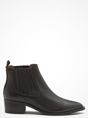 Stövlar & stövletter - Selected Femme Elena New Leather Boot