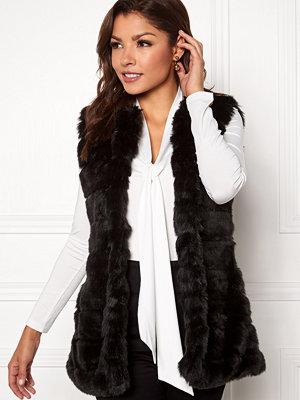 Chiara Forthi Bologna Faux Fur Waistcoat