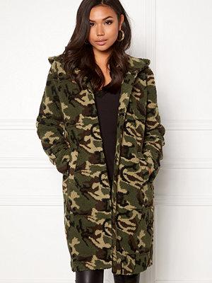 77thFLEA Claire teddy jacket