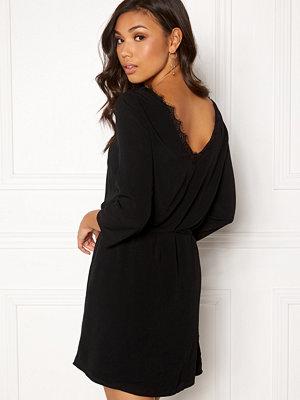 Object Collectors Item Lourdes 3/4 Lace Dress Black