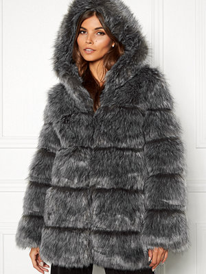 AMO Couture Rubens Faux Fur Coat