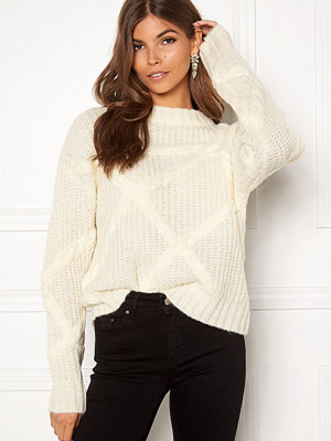 Selected Femme Gina LS Knit O-neck