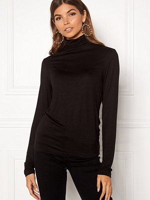 Pieces Billo LS Rollneck Top