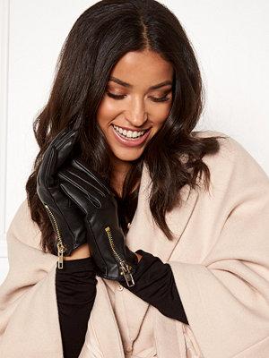 Handskar & vantar - Bubbleroom Zita Zip Gloves