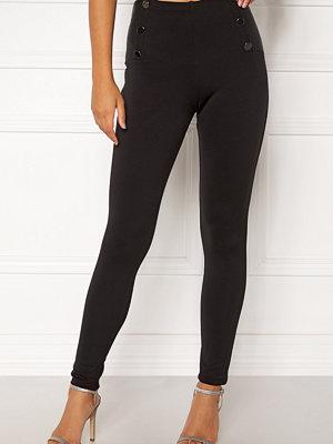 Chiara Forthi svarta byxor Angelo trousers