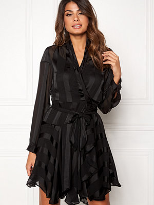 Object Katinka L/S Wrap Dress