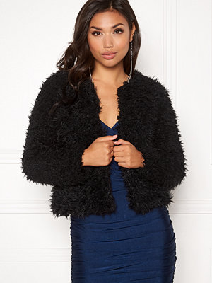 Jacqueline de Yong Elsa Fluffy Short Jacket
