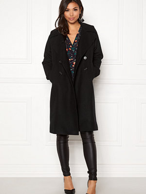 Boomerang Spell Wool Coat