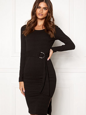 Make Way Camille belted dress